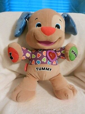 Fisher Price Laugh Learn Love To Play Puppy 400 Picclick
