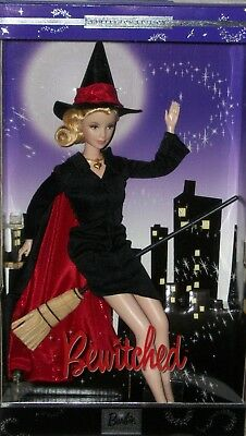Doll Bewitched Elizabeth Montgomery Halloween Witch 60s 70s tv Character Gay int