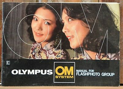 Olympus OM System Manual For Flashphoto Group
