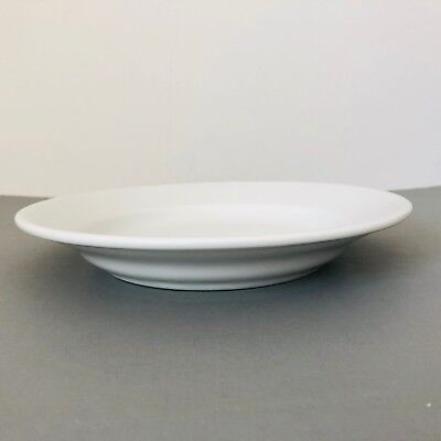 Apilco Tradition soup bowls/plates White porcelain Williams Sonoma