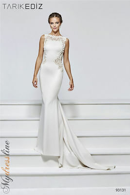 9059eb21cbf TARIK EDIZ 93131 Evening Dress ~LOWEST PRICE GUARANTEED~ NEW Authentic Gown  - EUR 822
