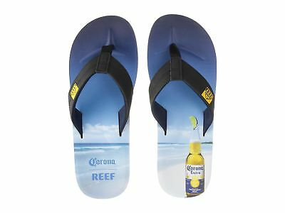 251f04c8058 CORONA EXTRA BEACH Bottle Opener REEF Brand Men s Flip Flops Sandals ...