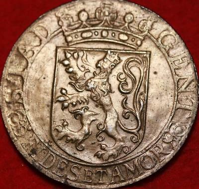 1918/22 Germany Notgeld 5 Frank Foreign Coin