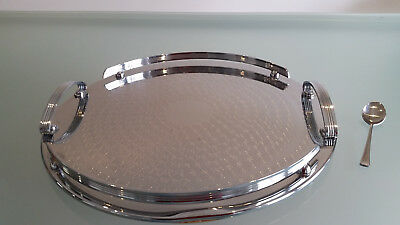 Art Deco Ranleigh Tray ** One Of The Best **. Just One Small Blemish **