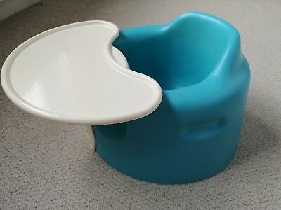 Bumbo Baby Seat With Play Tray Accessory