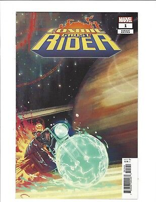 COSMIC GHOST RIDER #1 NM 1:25 STEPHANIE HANS VARIANT 1st PRINTING DONNY CATES ✨