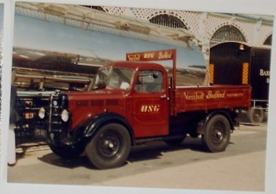 1946 Bedford K 30 cwt truck reg HPX 885 at Brighton Collectors Photograph 38522