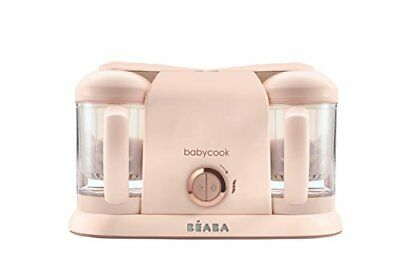 BEABA Babycook Plus 4 in 1 Steam Cooker and Blender, 9.4 cups, Dishwasher ..
