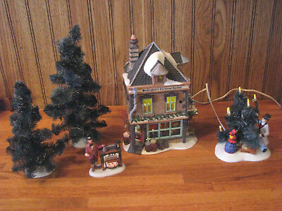 Dept.56 Dickens Village - Beckingham's Christmas Candles