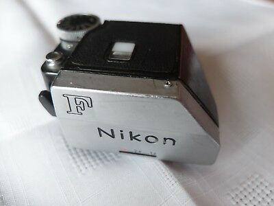 Nikon F Photomic FTn Finder 1967