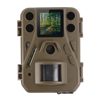 16MP 720P Hunting Trail Camera PIR IR LED Motion Activated Wildlife Cam OS1003