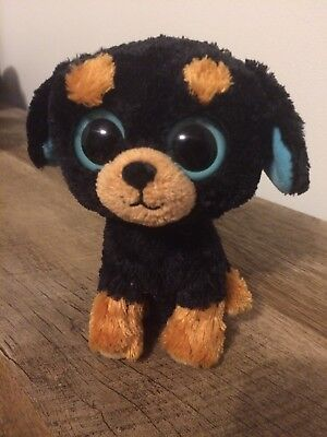 TY Beanie Boos Tuffy The Dog 6