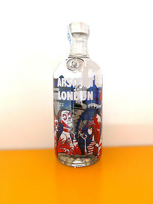 Absolut Vodka LONDON 700ml / Limited Edition !!!