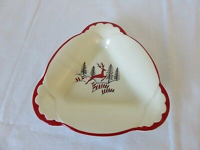 Crown Devon Stockholm Small Pin Dish