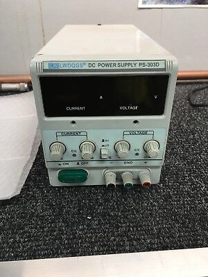 LW DC Power Supply PS-303D