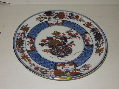 # Japanese Goldimari Decorative Hanging Plate - Wall Art #
