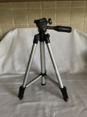 Zeikos Lightweight Compact Tripod for Canon DSLR Cameras (USED)