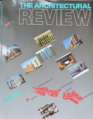 56 volumes of The Architectural Review - job lot