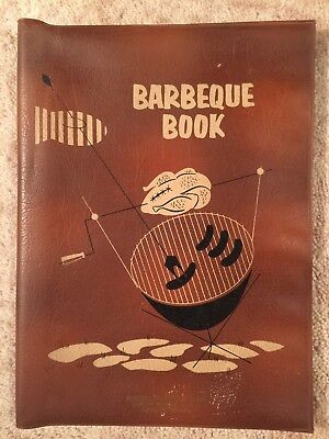 Vintage Better Homes and Gardens Barbecue Cook Book 1956