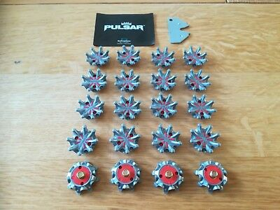 Pulsar Soft Spike Golf Shoe Cleats