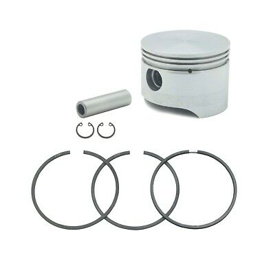 Air Brake Compressor Piston With Rings 92mm for BA921 C11,C13,C15,C18,DDC S60