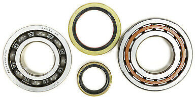Pro-X Crankshaft Bearing and Seal Kit 23.CBS63004 16-3674 0924-0365 19-63004