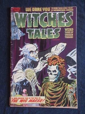 Witches Tales #23 1953 - horror and sci-fi comics!