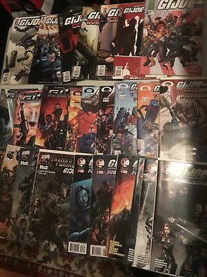 G.I. Joe Comic Book Lot (32 Books)