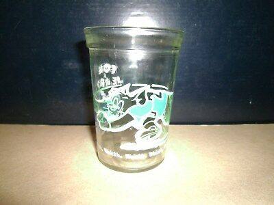 Welch's Glass Tom And Jerry 1991 Playing Football Lot#3