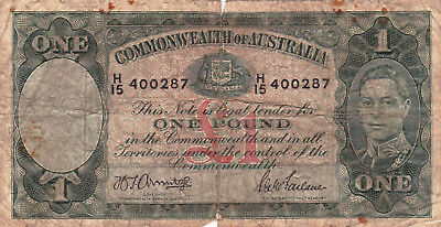 Currency Selection, Australia 1 Pound