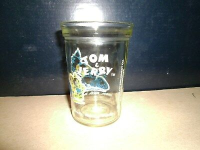 Welch's Glass Tom And Jerry 1991 Playing Soccer Lot#2