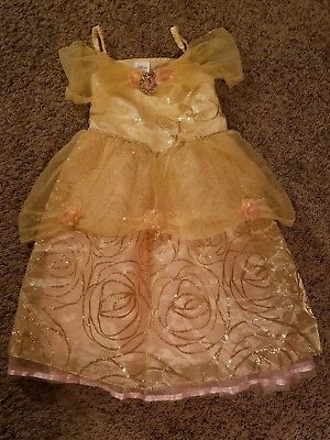 GUC Disney Princess Merida Belle Dress from Beauty and the Beast, Size 7/8