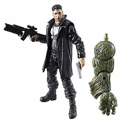 Marvel Knights Legends Series Punisher 6-inch BRAND NEW DAMAGED PACKAGING
