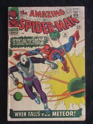 Amazing Spider-Man #36 MARVEL 1966 - 1st app The Looter - Steve Ditko!
