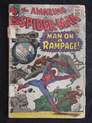 Amazing Spider-Man #32 MARVEL 1966 - Peter Parker, Steve Ditko, Stan Lee!