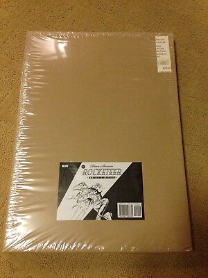 The Rocketeer Artist's Hardcover Edition By Dave Stevens   Idw 2010