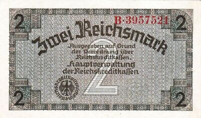 Currency Selection, Germany 2 Marks