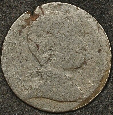 1786 Vermont Colonial Copper Baby Head Variety