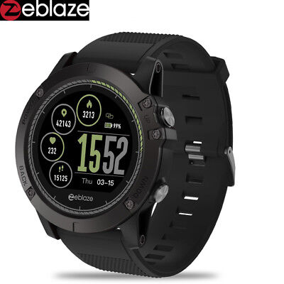 Zeblaze VIBE 3 HR Smart Sport Watch Phone Alarm Mate Heart Rate For IOS Android