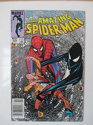 Amazing Spiderman 258   Vf+ (Hobgoblin App.)  (Combined Shipping)(See 12 Photos)