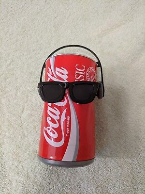 Vintage Dancing Coca-Cola Can From The 90s