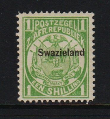 Swaziland - #5 mint, cat. $ 20.00