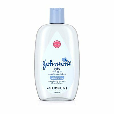 Johnson's Baby Cologne in Light Baby Fragrance, Mild Formula for Babies...