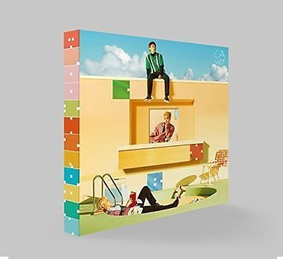 EXO-CBX - Blooming Days [Days ver.] (2nd Mini Album) CD+Booklet+Special Postcard