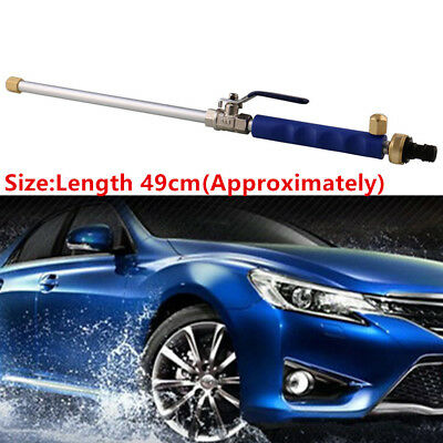 High Pressure Washer Spray Nozzle Excellent Water Hose Wand Attachment Accessory