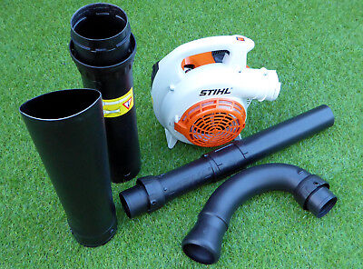 Stihl SH56 Vacuum shredder and leaf blower: near perfect condition!