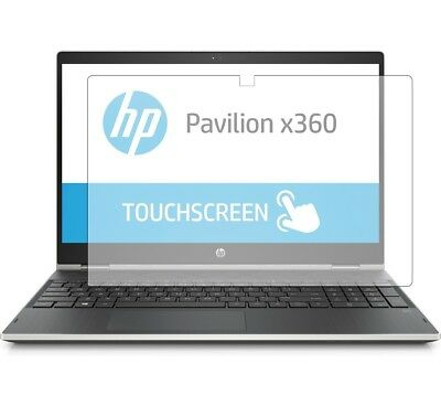 "Screen Protector (Set of 2) for HP Pavilion X360 cr0051cl cr0051od 15.6"" laptop"