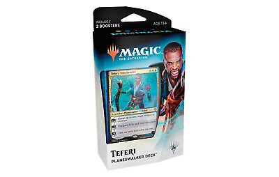 TEFERI Mazzo Planeswalker ITALIANO Dominaria Magic the Gathering MTG