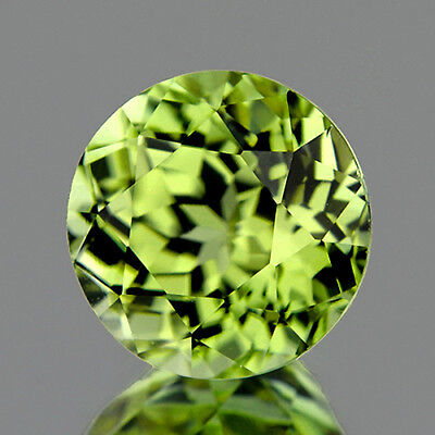 6.80 mm ROUND 1.55cts NATURAL TOP COLOR CHANGE TURKISH DIASPORE [FLAWLESS-VVS]