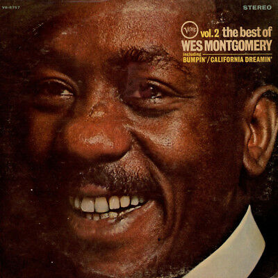 Wes Montgomery - The Best Of Wes Montgomery Vo (Vinyl LP - 1968 - US - Original)